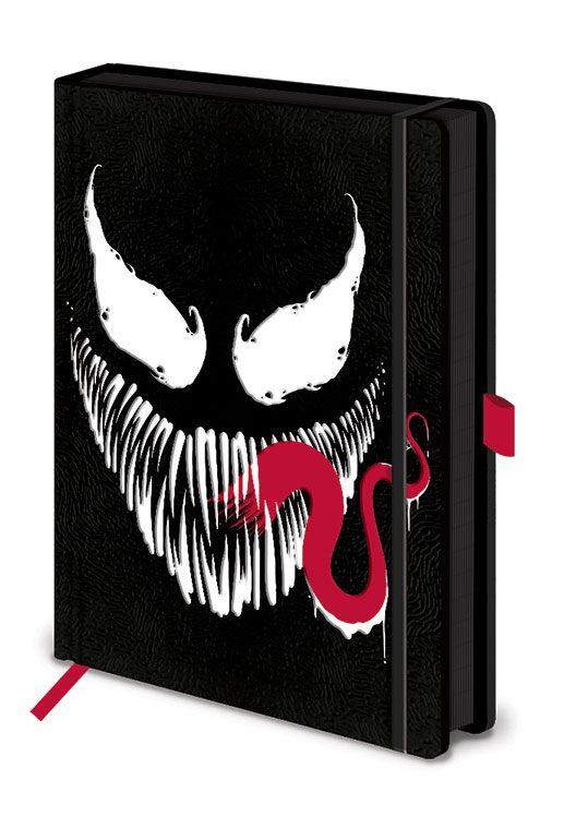 Venom Premium Notebook A5 Face