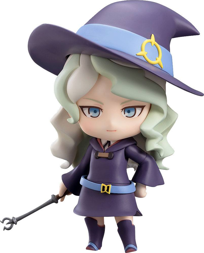 Little Witch Academia Nendoroid PVC Action Figure Diana Cavendish 10 cm