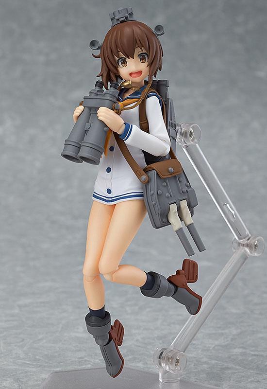 Kantai Collection Figma Action Figure Yukikaze 13 cm