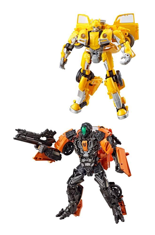 Transformers Studio Series Deluxe Class Action Figures 2018 Wave 3 Assortment (5)