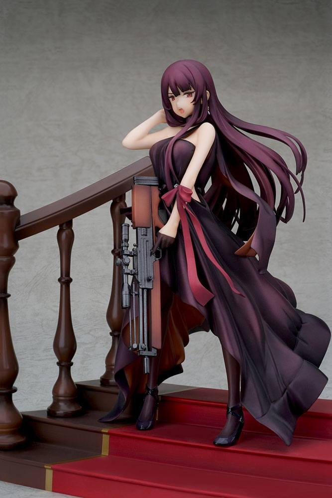Girls Frontline PVC Statue 1/8 WA2000 Rest of the Ball 22 cm