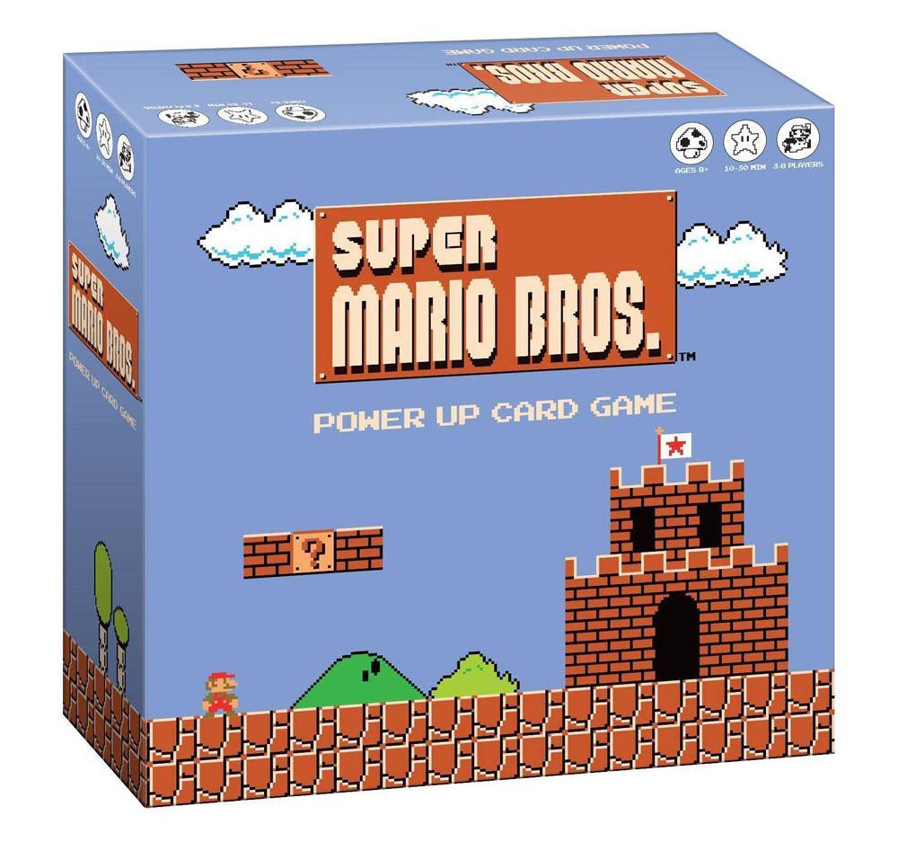 Super Mario Bros. Card Game Power Up *English Version*