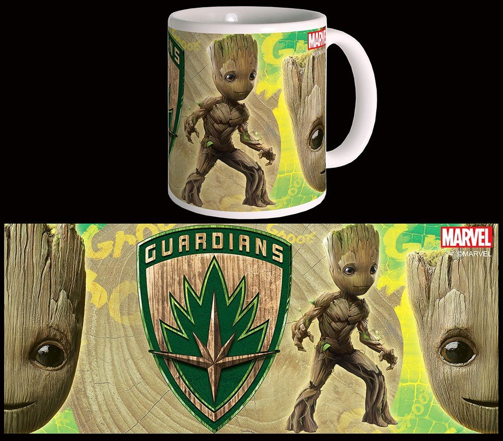 Guardians of the Galaxy 2 Mug Young Groot
