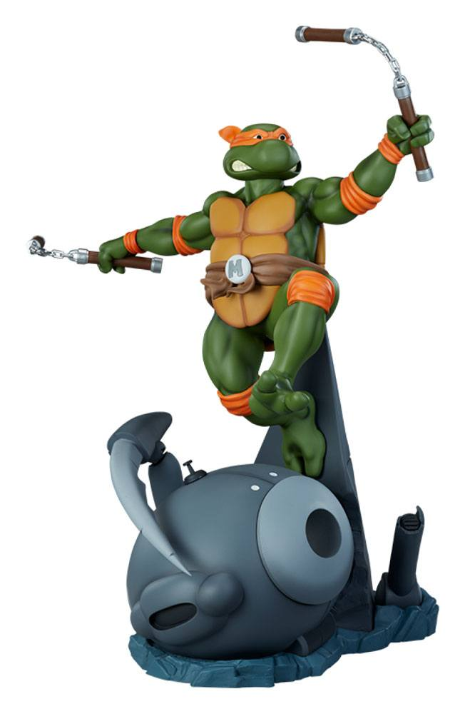 Teenage Mutant Ninja Turtles Statue 1/4 Michelangelo 63 cm