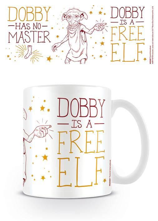 Harry Potter Mug Dobby