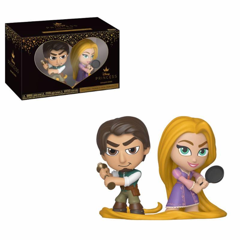 Tangled Mystery Mini Vinyl Figures 2-Pack Flynn & Rapunzel 6 cm