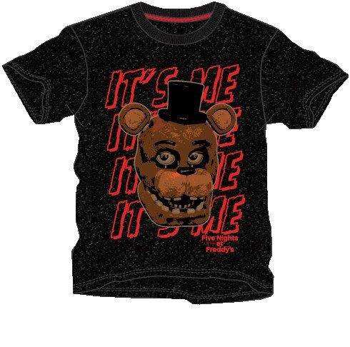 Five Nights at Freddy's T-Shirt It's Me Size L