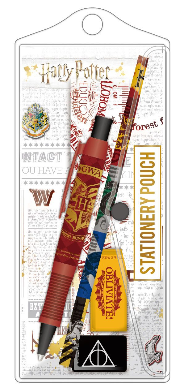 Harry Potter 5-Piece Stationery Set Case (12)