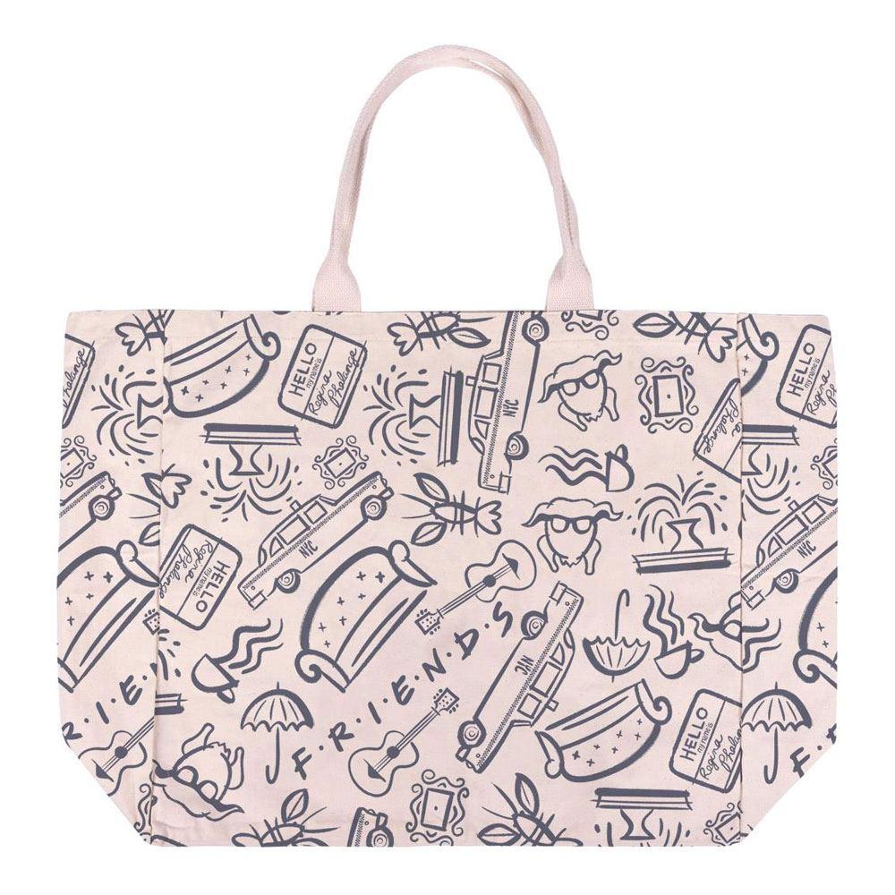 Cerdá Friends Handbag Symbols