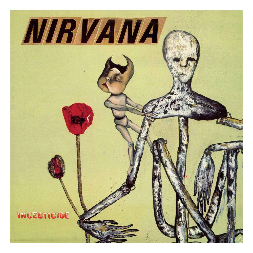 Nirvana Rock Saws Jigsaw Puzzle Incesticide (500 pieces)