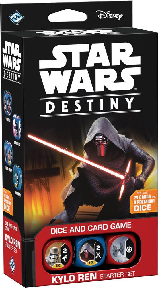 Star Wars Destiny Dice and Card Game Kylo Ren Starter *English Version*