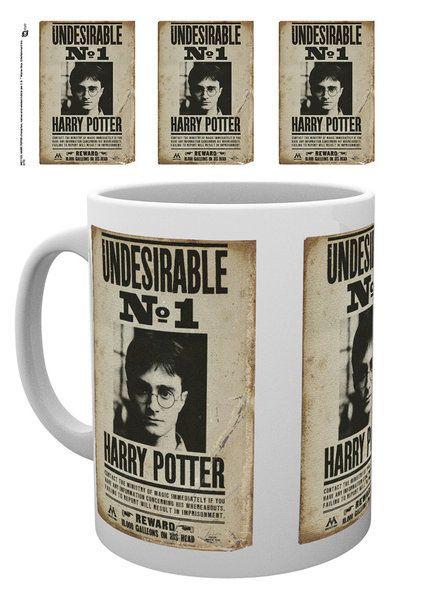 Harry Potter Mug Undesirable