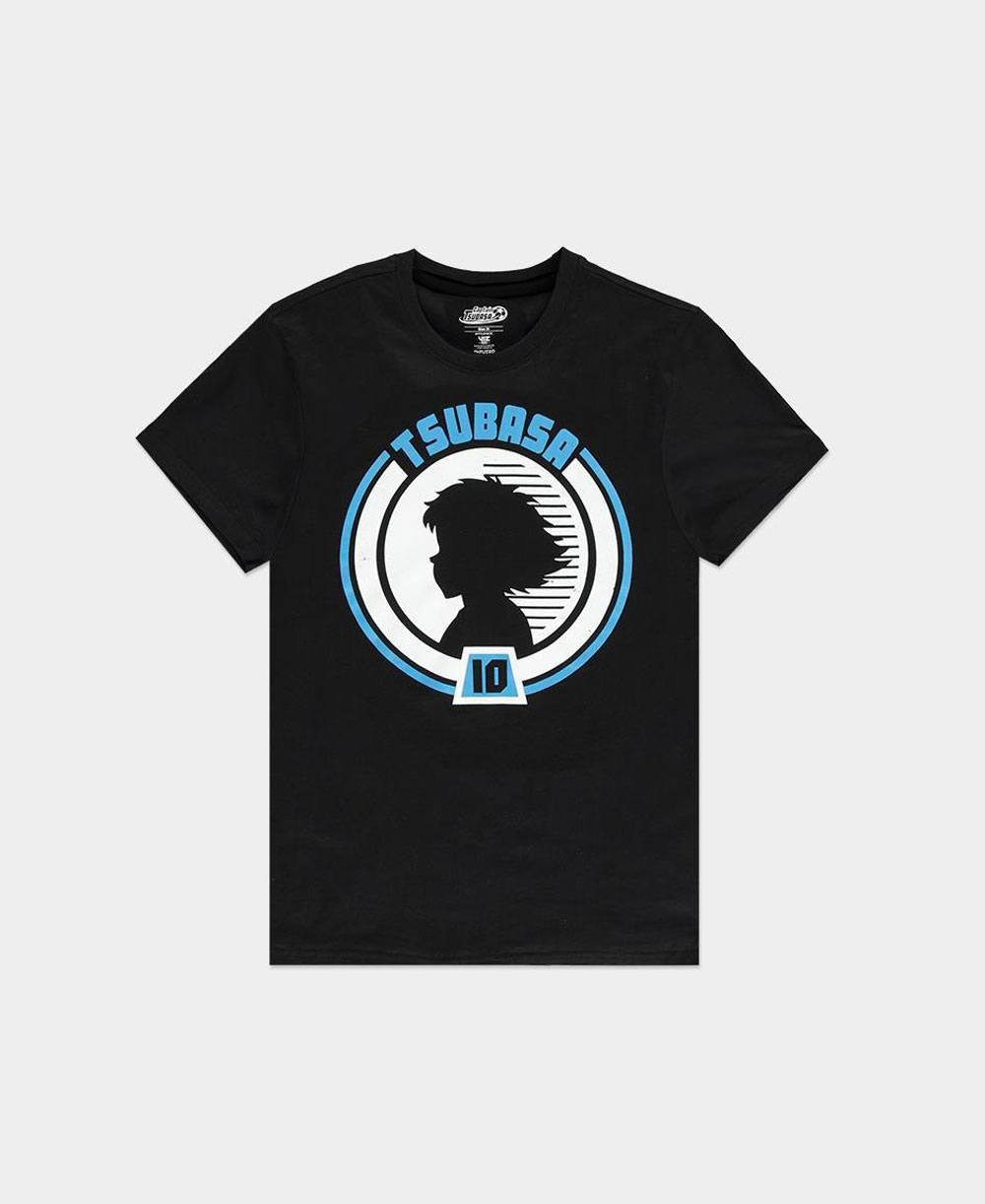 Captain Tsubasa T-Shirt Tsubasa Badge Size S