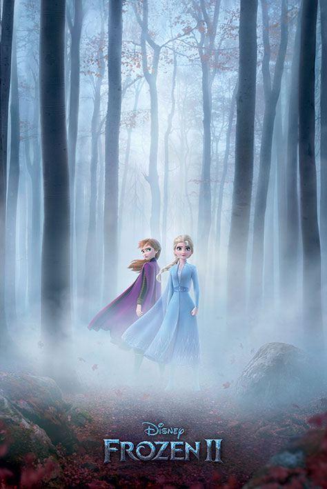 Frozen 2 Poster Pack Woods 61 x 91 cm (5)