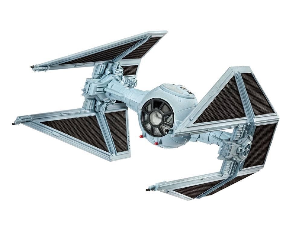 Star Wars Episode VII Model Kit 1/90 Tie Interceptor 10 cm