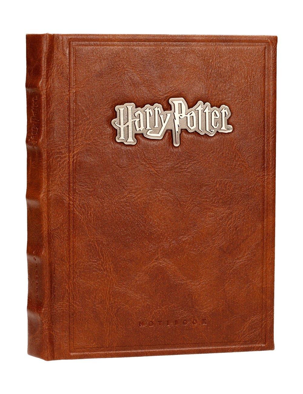 Harry Potter Deluxe Notebook Logo