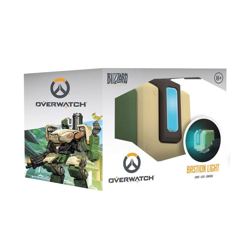 Overwatch LED-USB-Light Bastion 12 cm