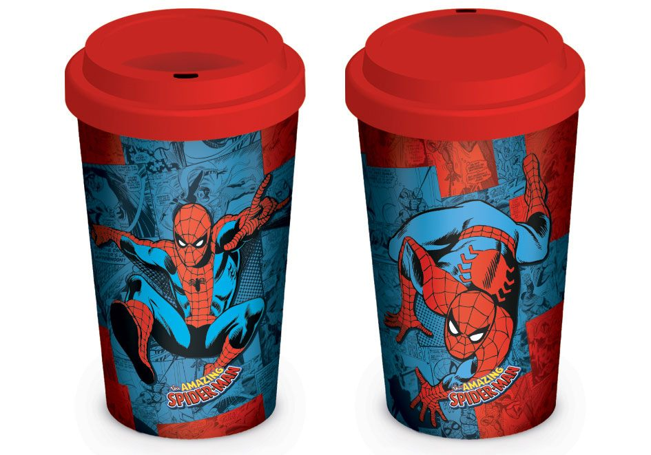 Marvel Comics Travel Mug The Amazing Spider-Man