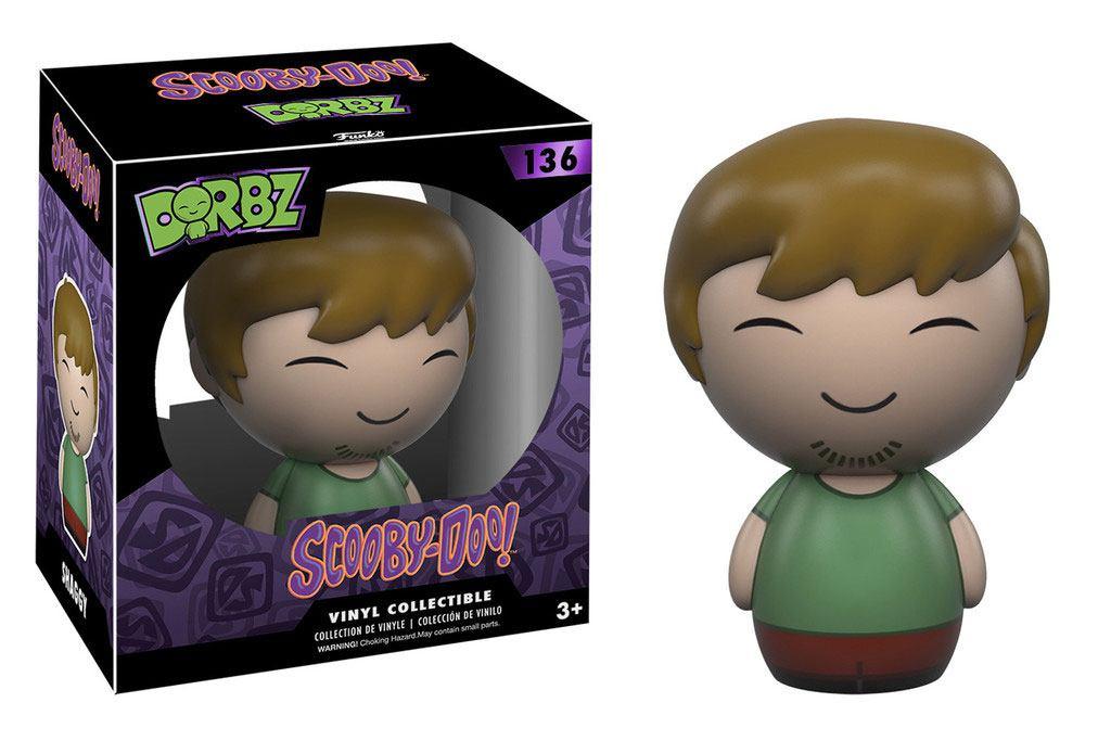 Scooby Doo Vinyl Sugar Dorbz Vinyl Figure Shaggy 8 cm