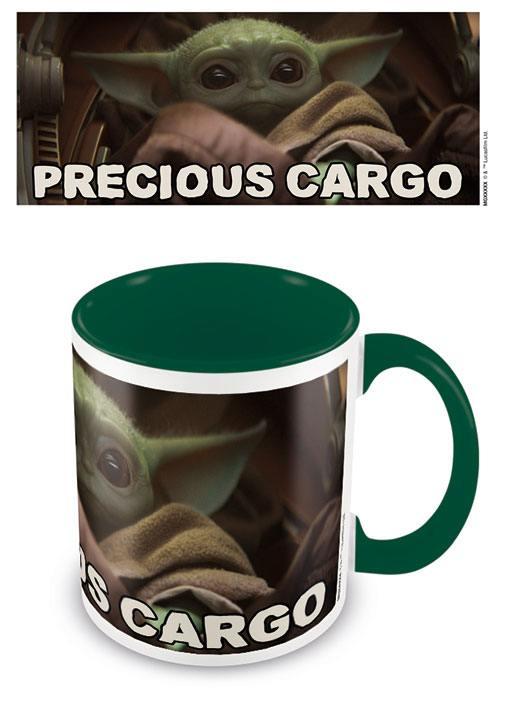 Star Wars The Mandalorian Coloured Inner Mug Precious Cargo