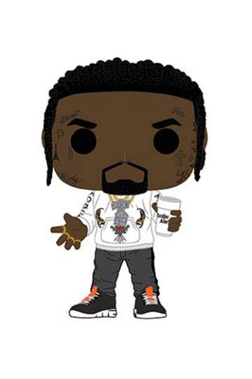 Migos POP! Rocks Vinyl Figure Offset 9 cm