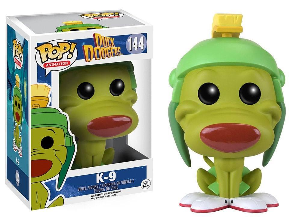 Duck Dodgers POP! Animation Vinyl Figure K-9 9 cm
