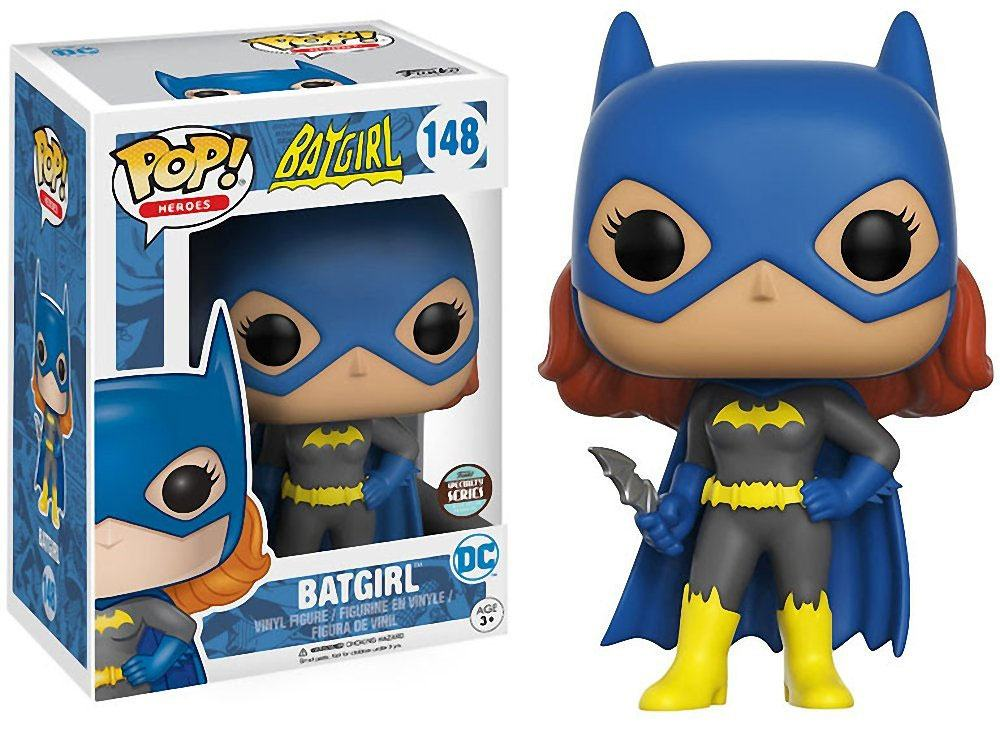 DC Comics POP! Heroes Vinyl Figure Speciality Series Batgirl 9 cm