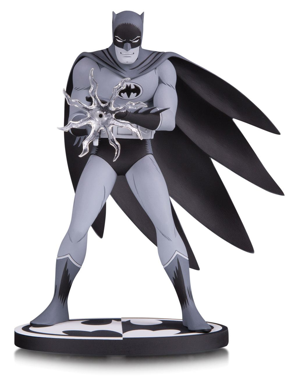 Batman Black & White Statue Batman by Jiro Kuwata 16 cm