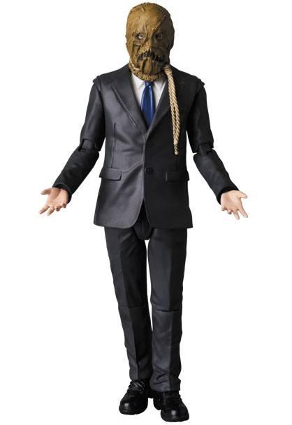 Batman Begins MAF EX Action Figure Scarecrow 16 cm