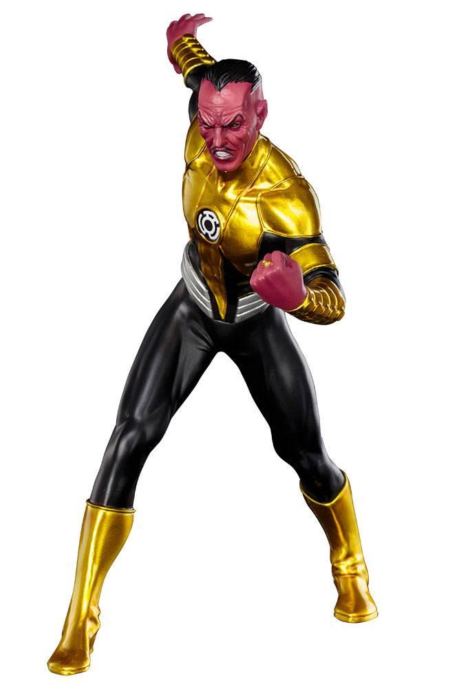 DC Comics ARTFX+ Statue 1/10 Sinestro (The New 52) 23 cm