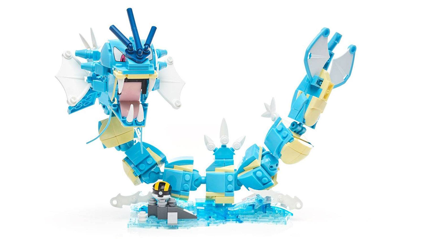 Pokémon Mega Construx Construction Set Gyarados 23 cm