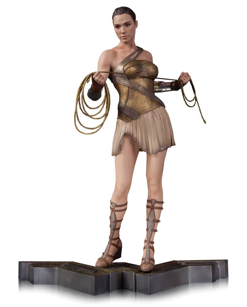 Wonder Woman Movie Statue 1/6 Wonder Woman in Training Outfit 32 cm