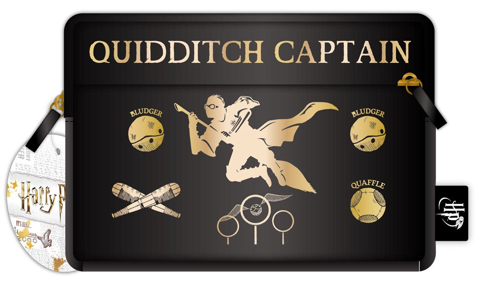 Harry Potter Pencil Case Quidditch