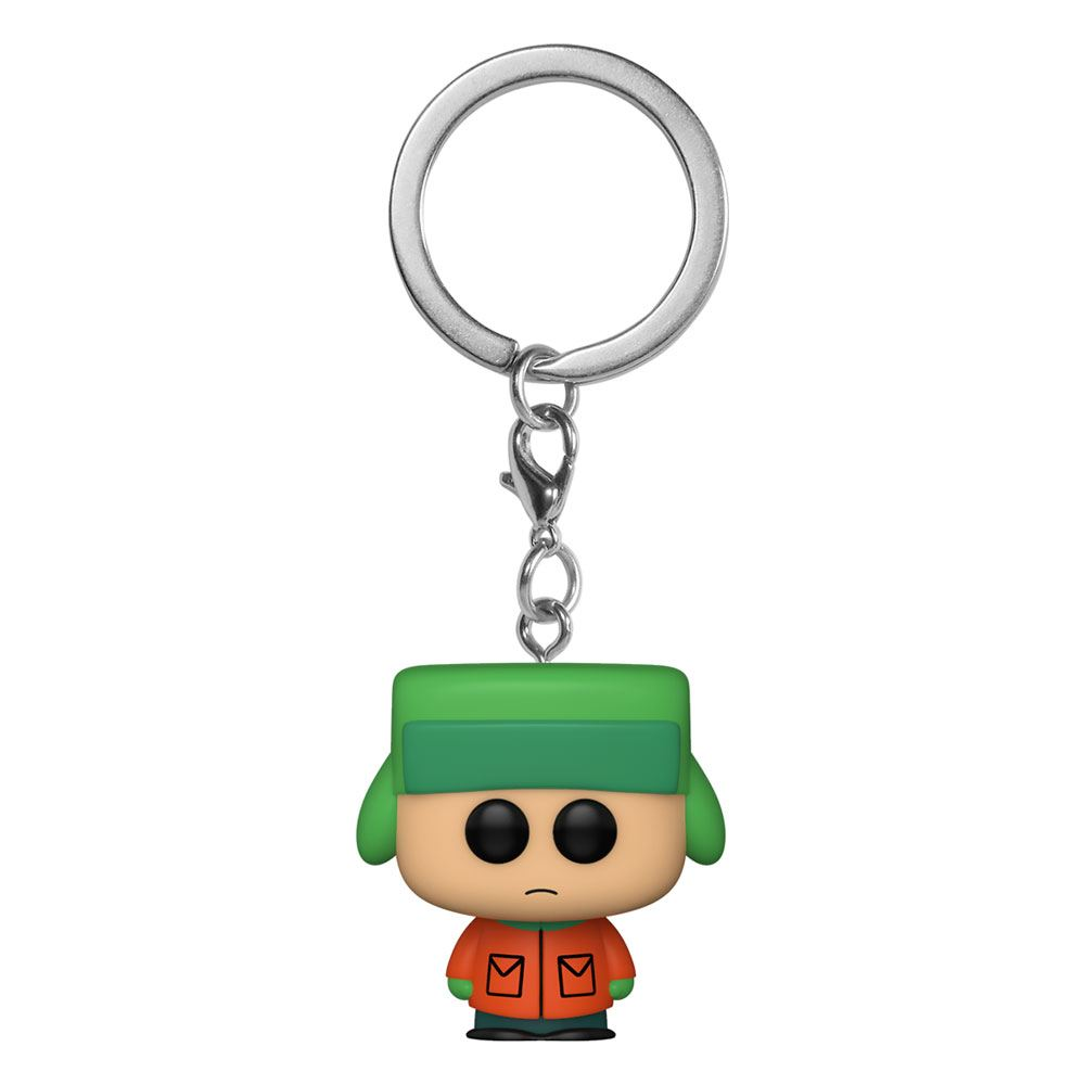 South Park Pocket POP! Vinyl Keychains 4 cm Kyle Display (12)