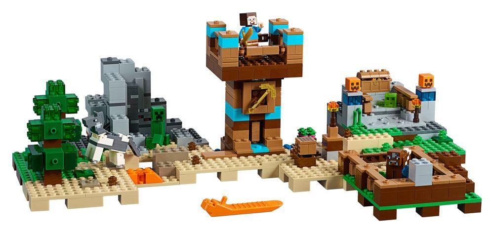 LEGO® Minecraft™ - The Crafting Box 2.0