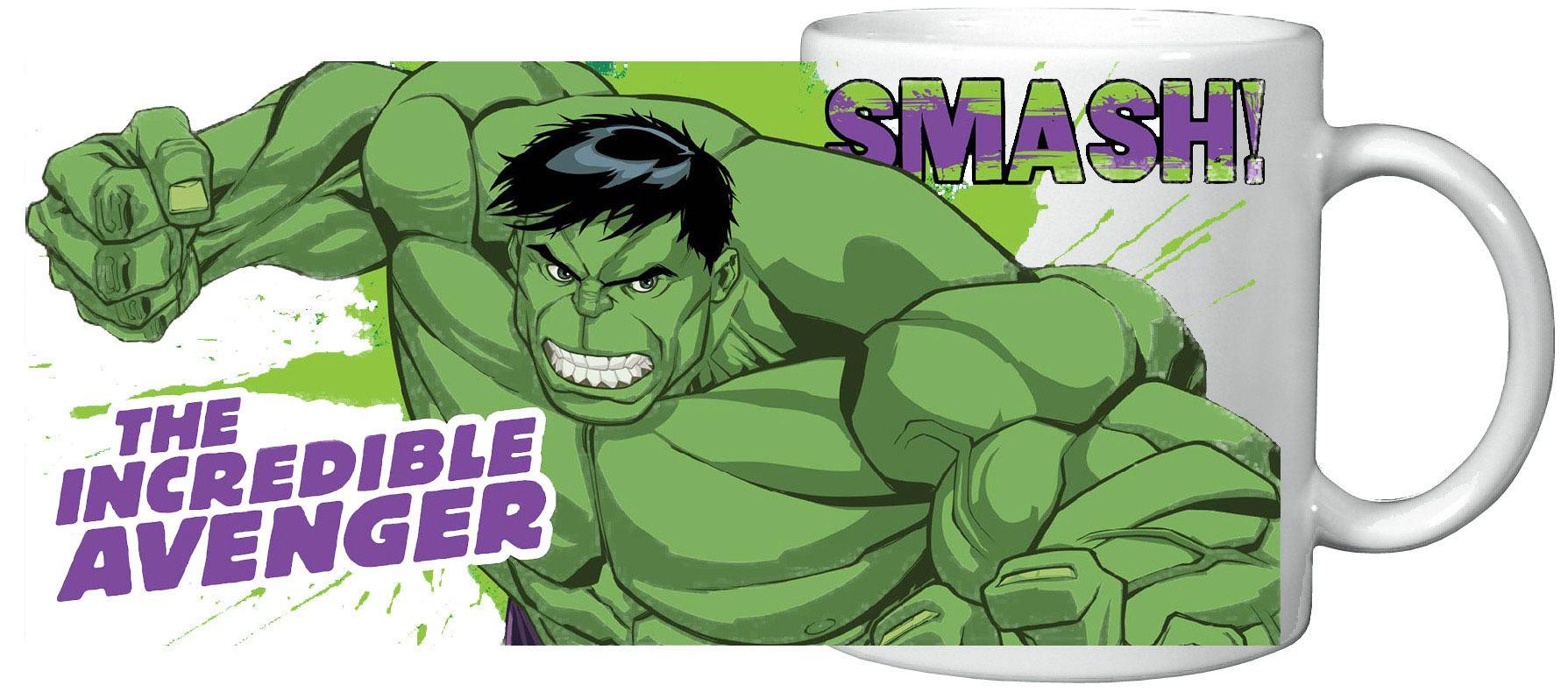 Marvel Mega Mug The Incredible Avenger Hulk