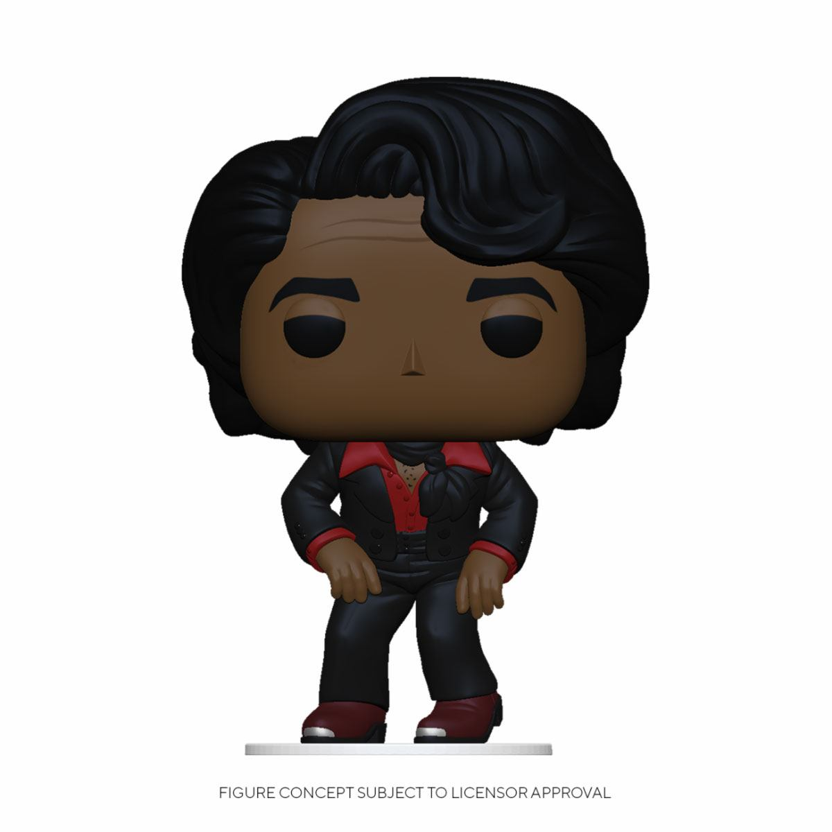 James Brown POP! Rocks Vinyl Figure James Brown 9 cm