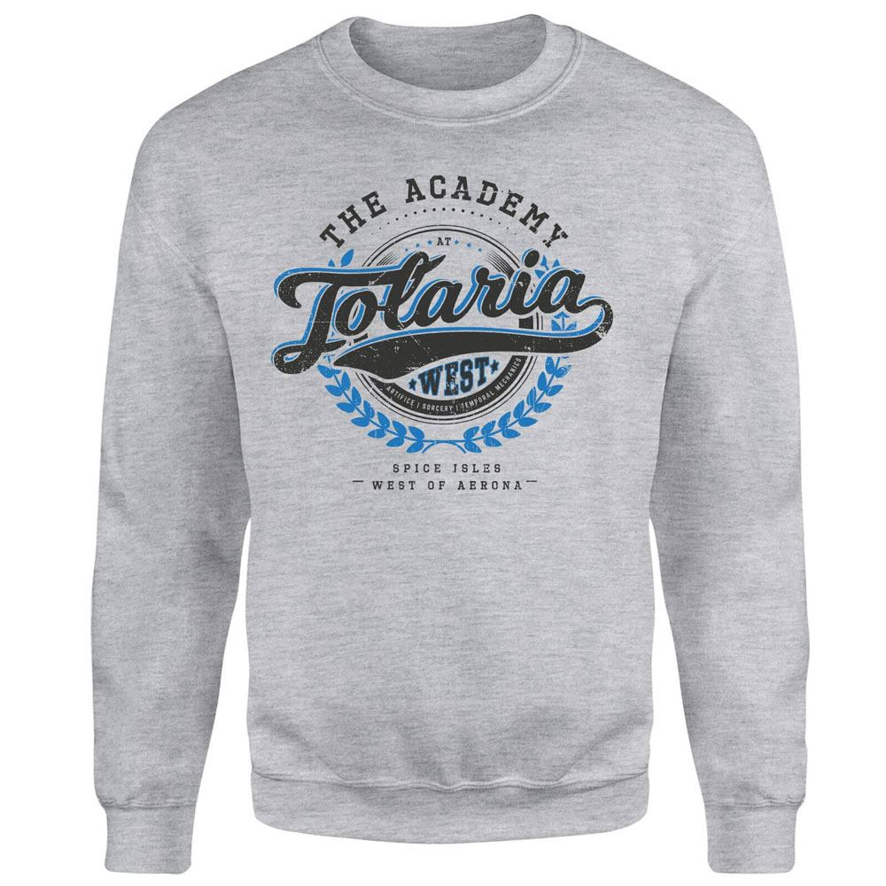 Magic the Gathering Sweatshirt Tolaria Academy Size XL