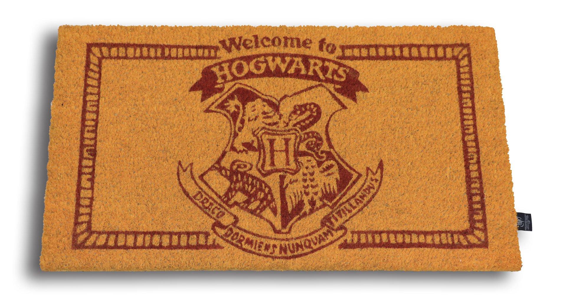 Harry Potter Doormat Welcome To Hogwarts 43 x 72 cm