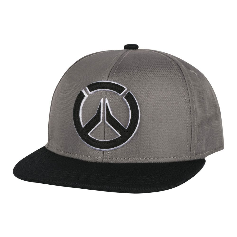 Overwatch Snapback Cap Stealth