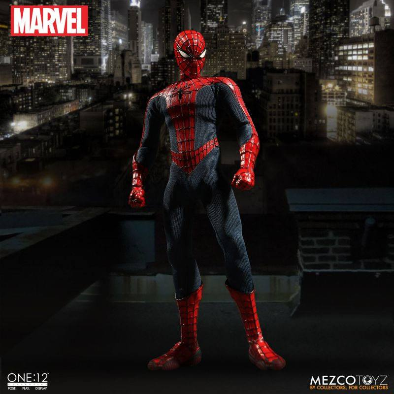Marvel Universe Action Figure 1/12 Spider-Man 17 cm