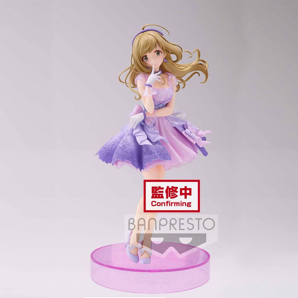 The Idolmaster Cinderella Girls Espresto est-Brilliant Dress Statue Shin Sato 21 cm
