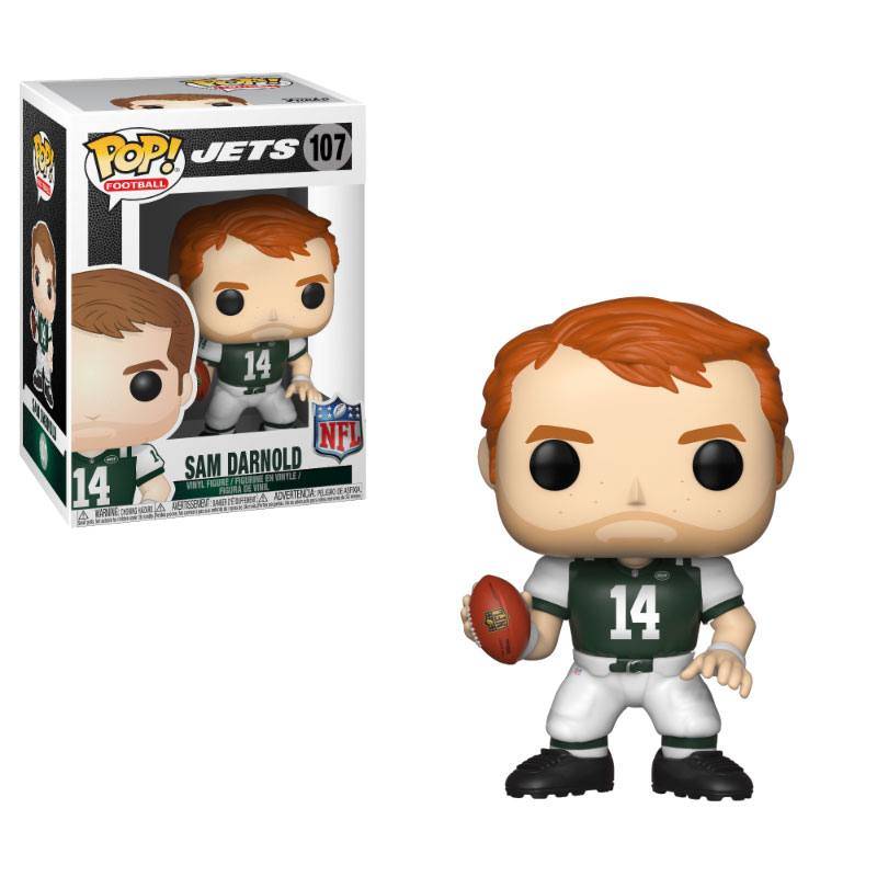 NFL POP! Football Vinyl Figure Sam Darnold (Jets) 9 cm