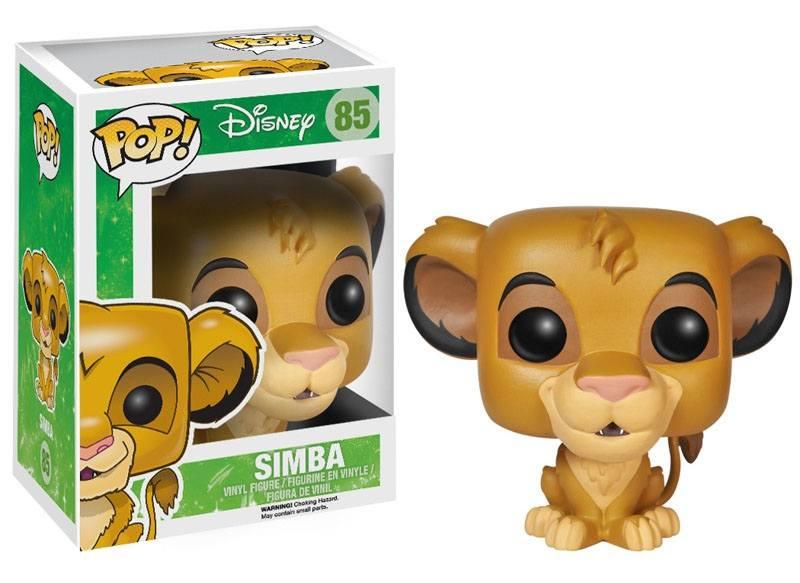 The Lion King POP! Vinyl Figure Simba 10 cm