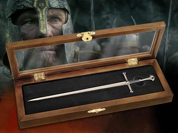 Lord of the Rings Letter Opener Narsil 23 cm