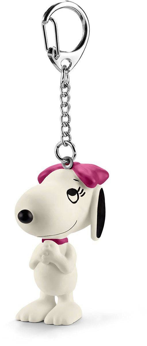 Peanuts Keychain Belle delighted 10 cm