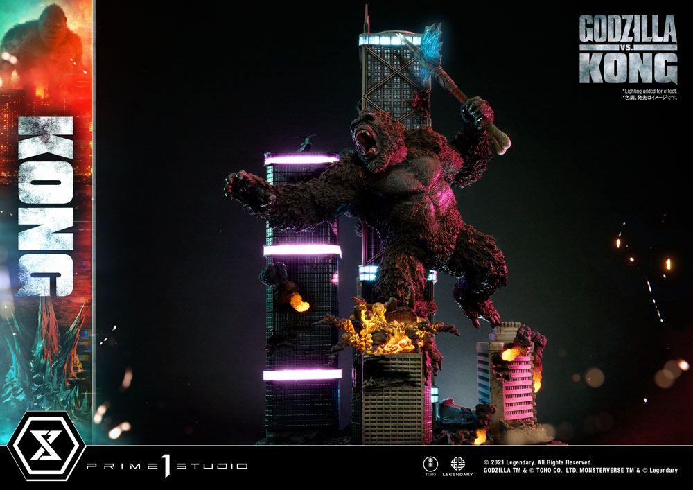 Godzilla vs. Kong Statue Kong Final Battle 80 cm