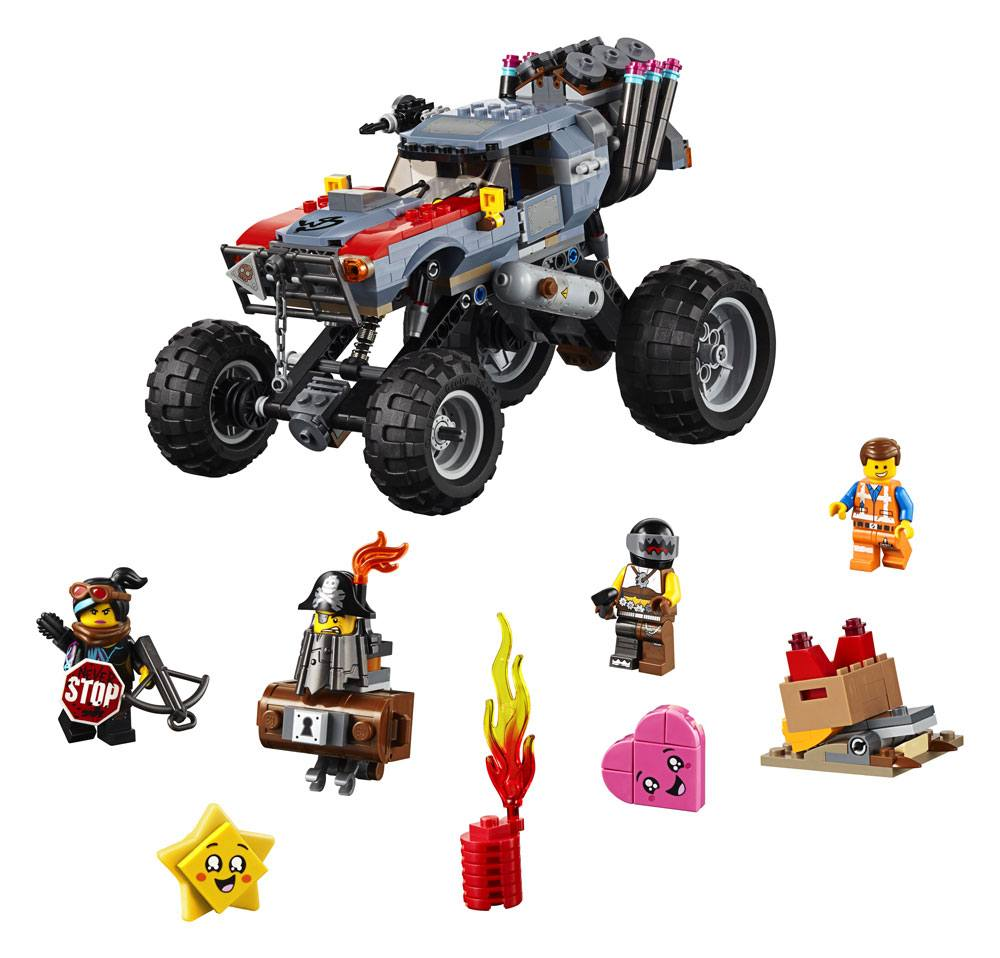 The LEGO® Movie™ 2 -  Emmet and Lucy's Escape Buggy!