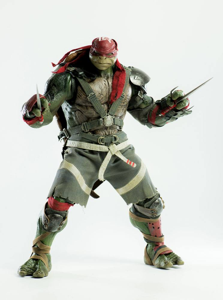 Teenage Mutant Ninja Turtles Out of the Shadows Action Figure 1/6 Raphael 33 cm
