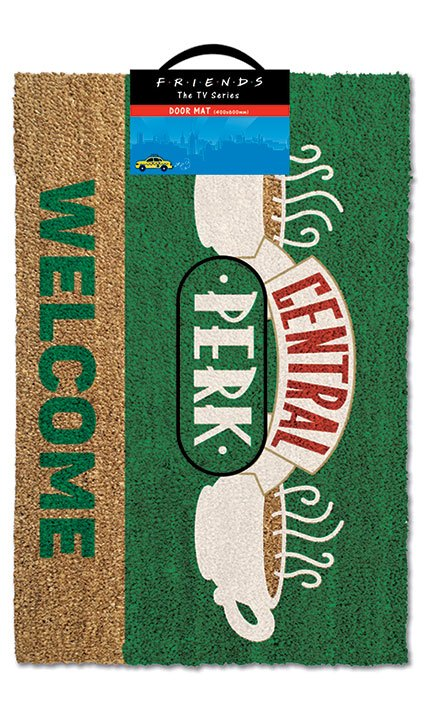 Friends Doormat Central Perk 40 x 60 cm